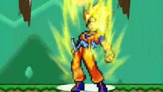 Mario Vs Goku Pt 2