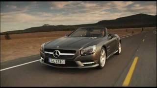2013 SL-Class Overview -- Hardtop Convertible Sports Car -- Mercedes-Benz (full-length version) videos