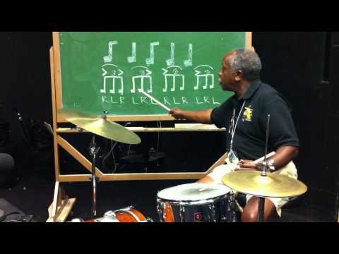 Mel Brown Beat Syncopation Exercise