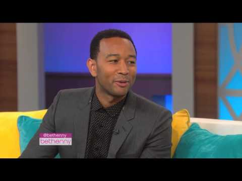 John Legend Extended Interview (Part 2)