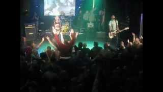 EVIL CONDUCT - Wanna Know The Reason Live in Tegelen/NL 22.03.2014