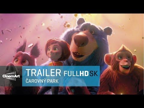 Kouzelný park - trailer na animák