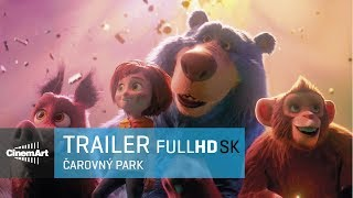 Čarovný park - trailer na rozprávku