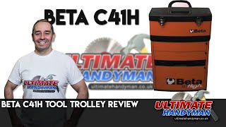 BETA C41 tool trolley review