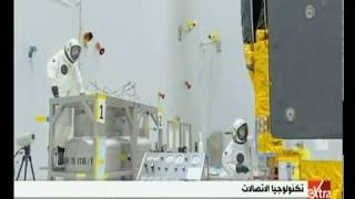 مصر تحتفل بإطلاق القمر الصناعي المصري