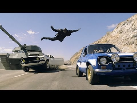 Velozes e Furiosos 6 (Full HD - Trilha Sonora Oficial) Fast Lane