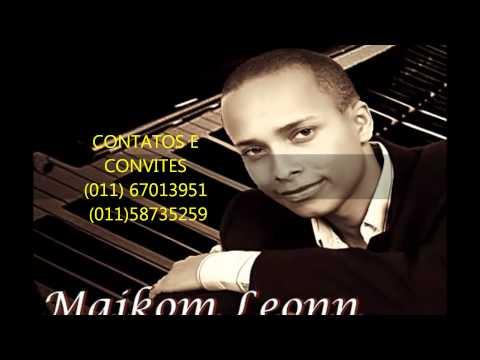 DEUS VAI RESTITUIR - MAIKOM LEONN ( CD UNGIDO PRA VENCER )  - LINDA MUSICA GOSPEL