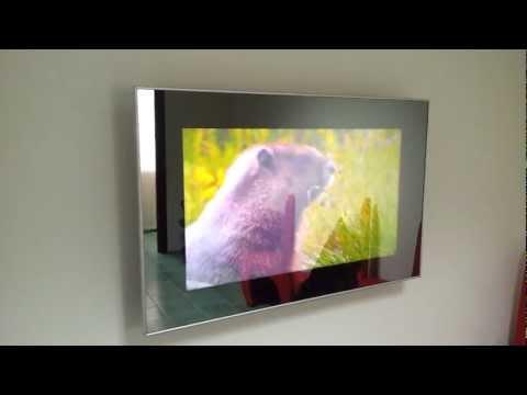 Телевизор зеркало своими руками