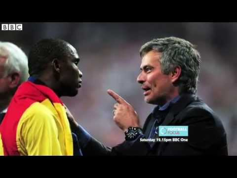 'Mourinho More Than a Manager' - Samuel Eto'o