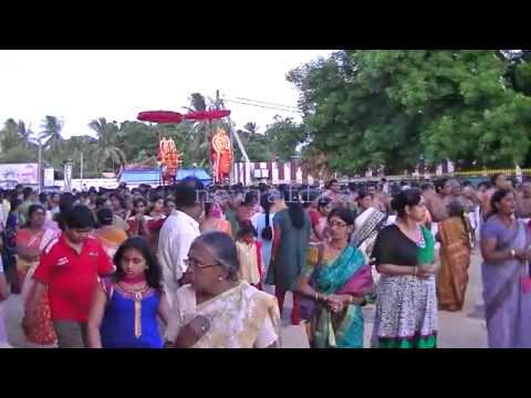 Nallur Festival 2013 -6th day evening - 17-08-2013