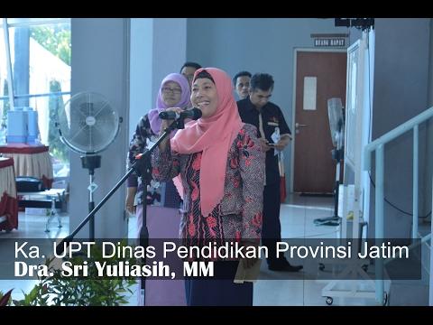 Sambutan Ka. UPT Cab Dinas Pendidikan Provinsi Jawa Timur untuk Kota Kabupaten Probolinggo