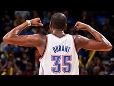 Kevin Durant's Top 10 Plays of His Career