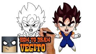 Dessin Gogeta Ssj4 Chibi Dragon Ball Z Chadessin