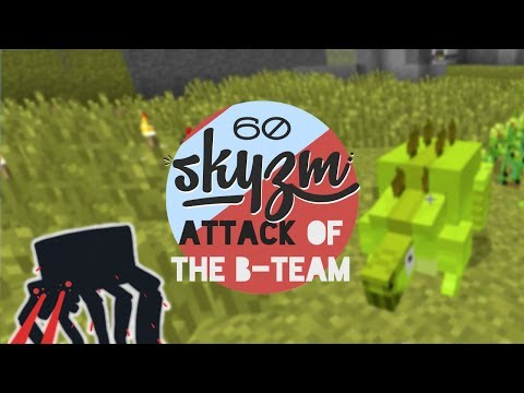 Attack of the B Team xxx - Minecraft Mods - All Is Quiet