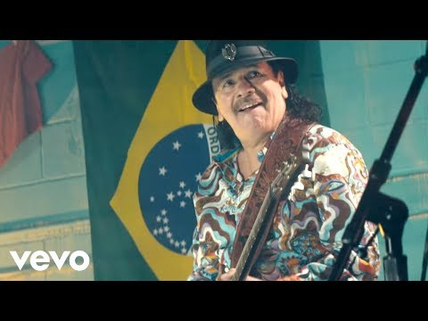 Carlos Santana and Wyclef feat. Avicii & Alexandre Pires - Dar um Jeito