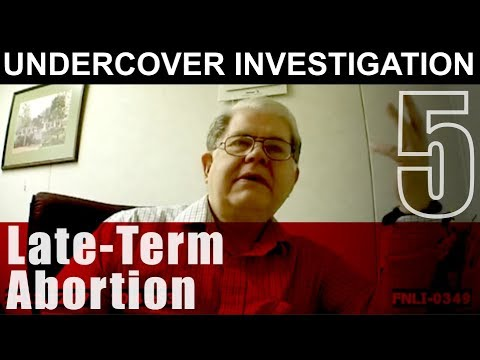 Inhuman: America's Late-Term Abortion Industry...