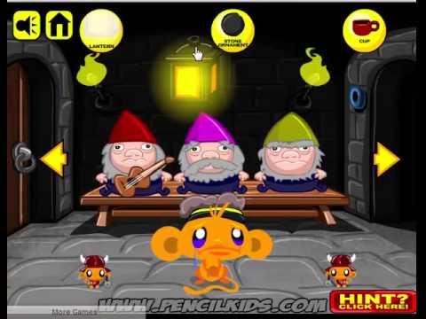 Game Chú Khỉ Buồn 14
