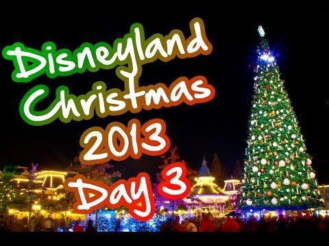 Hình ảnh trong video Disneyland Christmas Solo-Trip VLOG - DAY 3