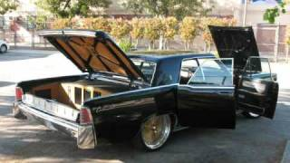 "1963 LINCOLN CONTINENTAL  ""SUICIDE KING"" BY MG MOTORING VIDEO #10"