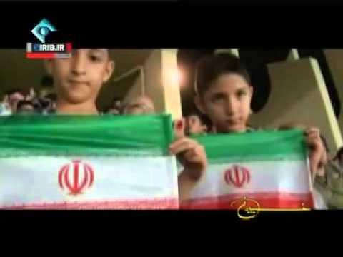 کلیپ تیم ملی فوتبال ایران در جام جهانی 2014 برزیل با صدای زیبای احسان خواجه امیری