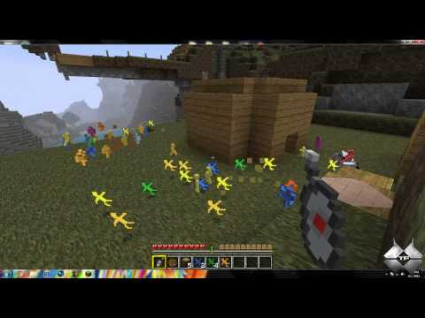 Minecraft 1.2.4 - How To Install The Clay Soldiers Mod