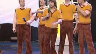 КВН Лучшее: КВН Премьер-лига (2006) 1/4 - СТЭПиКО - Музыкалка