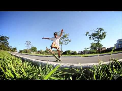 Gravity Skateboards - Guto Lamera & Friends skate Brazil