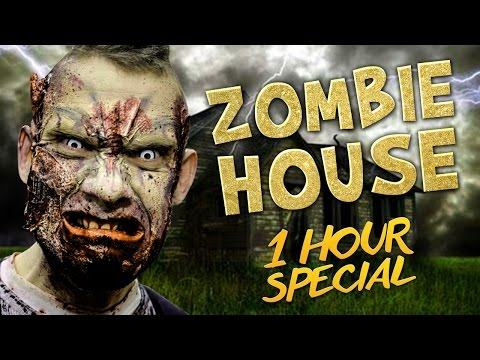 ZOMBIE HOUSE - 1 HOUR SPECIAL ★ Call of Duty Zombies Mod (Zombie Games)