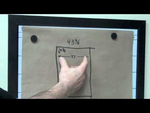 How To Hang A Picture Frame With 2 Hooks And No Wire