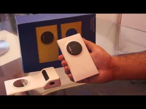 Nokia lumia 1020, el smartphone con cámara de 41 megapixeles