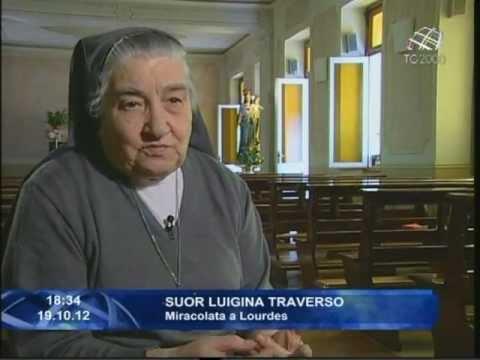 Esclusivo: il nuovo miracolo di Lourdes