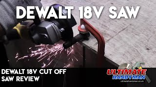Dewalt 18v grinder review