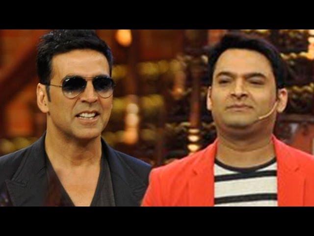 Akshay Kumar On Comedy Nights With Kapil