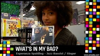 Esperanza Spalding - What's In My Bag?