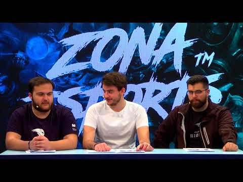 ZONA ESPORTS #81 LOL: THE CLOUD LEAGUE, SEMIFINALES LCS EU Y PARCHE 8.7