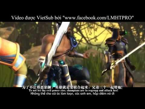 Phim Chế Về Liên Minh Huyền Thoại - Phần 6 - Ham Muốn
