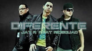 Jay R & Riosquad - DiFErente - Videoclip Oficial - Música Católica