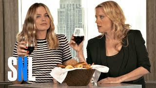 SNL Host Margot Robbie Loves Bread