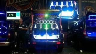 El Guason 1ra Ronda Sound Car Show 2012 Palacio De