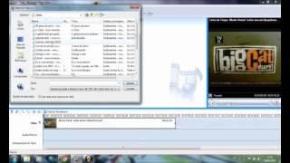Como Adicionar Audio A Fotos E Vídeos No Movie Maker 2.6