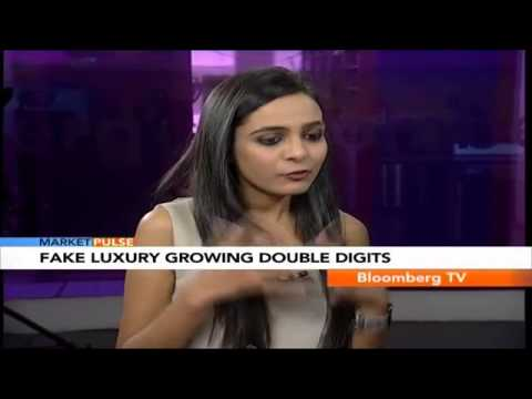 Market Pulse- Fake Luxury Growing Double Digits