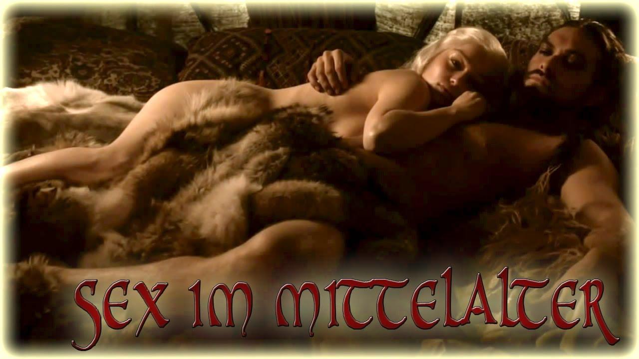 Sex praktiziert Mittelalter