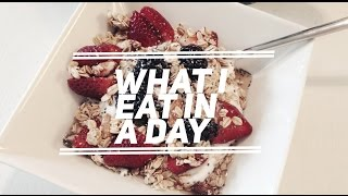 WHAT I EAT IN A DAY | PREGNANCY EDITION | TARA HENDERSON