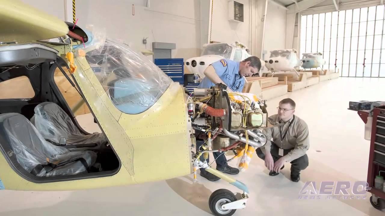 Aero Tv Motivating Forces Continental Motors Evolves