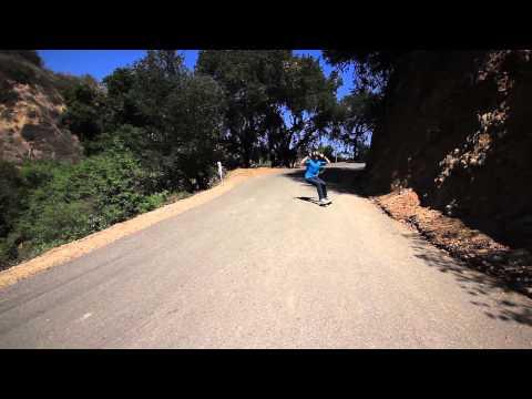 Longboarding: 30 Sec. of GNAR W/ Andrew Schumaker