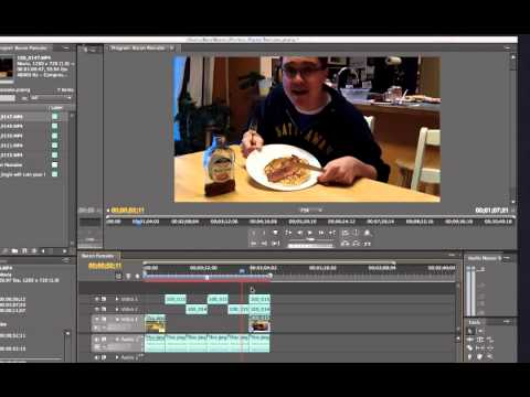 how to add more video tracks in premiere pro