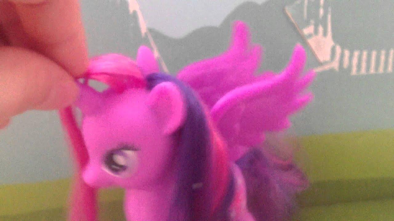 Видео пони как сделать прически пони видео