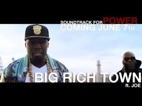 Клипы 50 Cent ft. Joe - Big Rich Town смотреть клипы