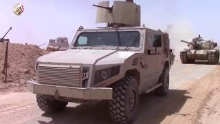 القوات المسلحة تواصل ضرباتها المتلاحقة