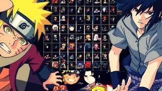 Naruto M.U.G.E.N Hi-Res By Alex Silva [DOWNLOAD]